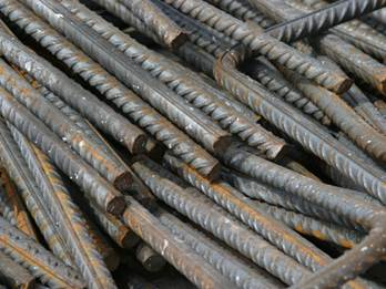 Арматура или так называемые металлические нагеля